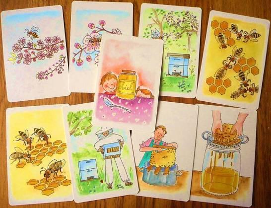 Cartes Montessori