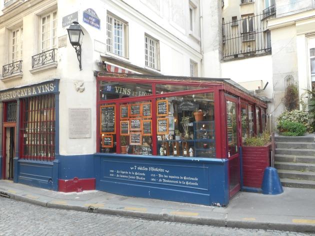 Starinnoe Kafe