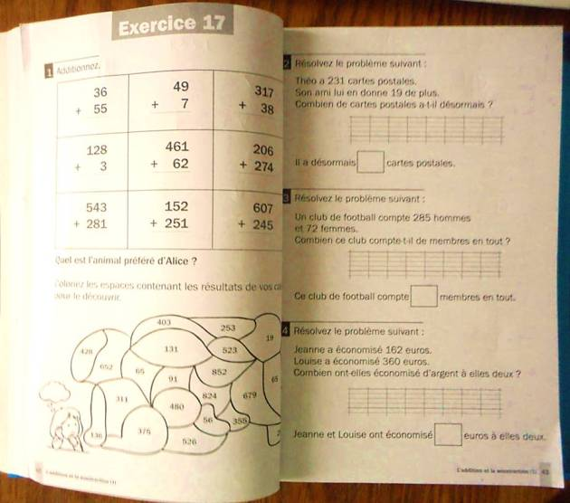 Singapurskaja metodika po matematike primer