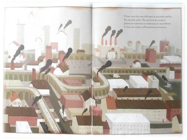 Книга про удивительный сад путешественник 2
