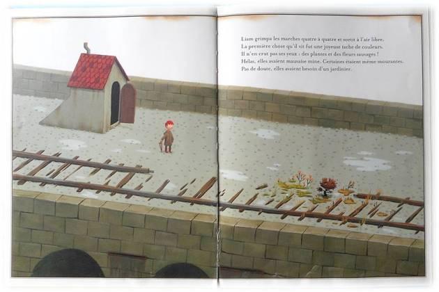 Книга про удивительный сад путешественник