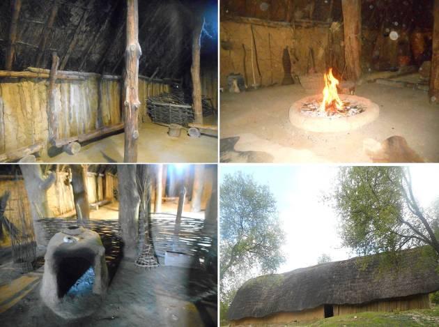 Жилище древних людей интерьер дома неолит