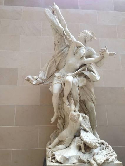 Персей и Андромеда Лувр