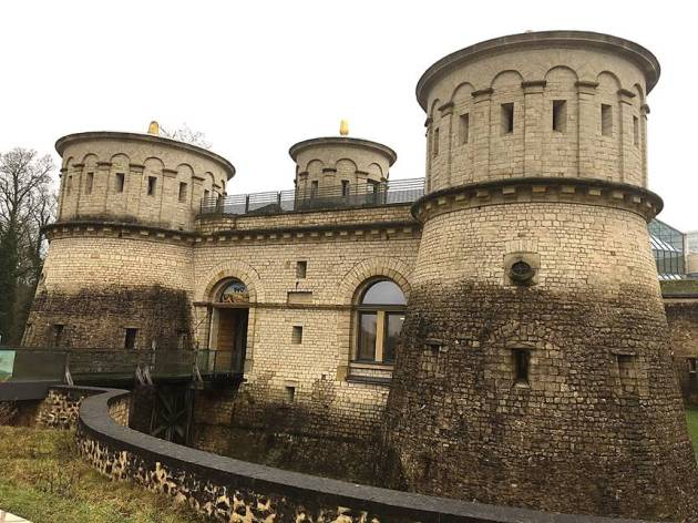 Люксембург Крепость