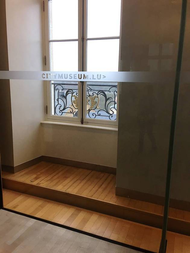 музейистории города Люксембург